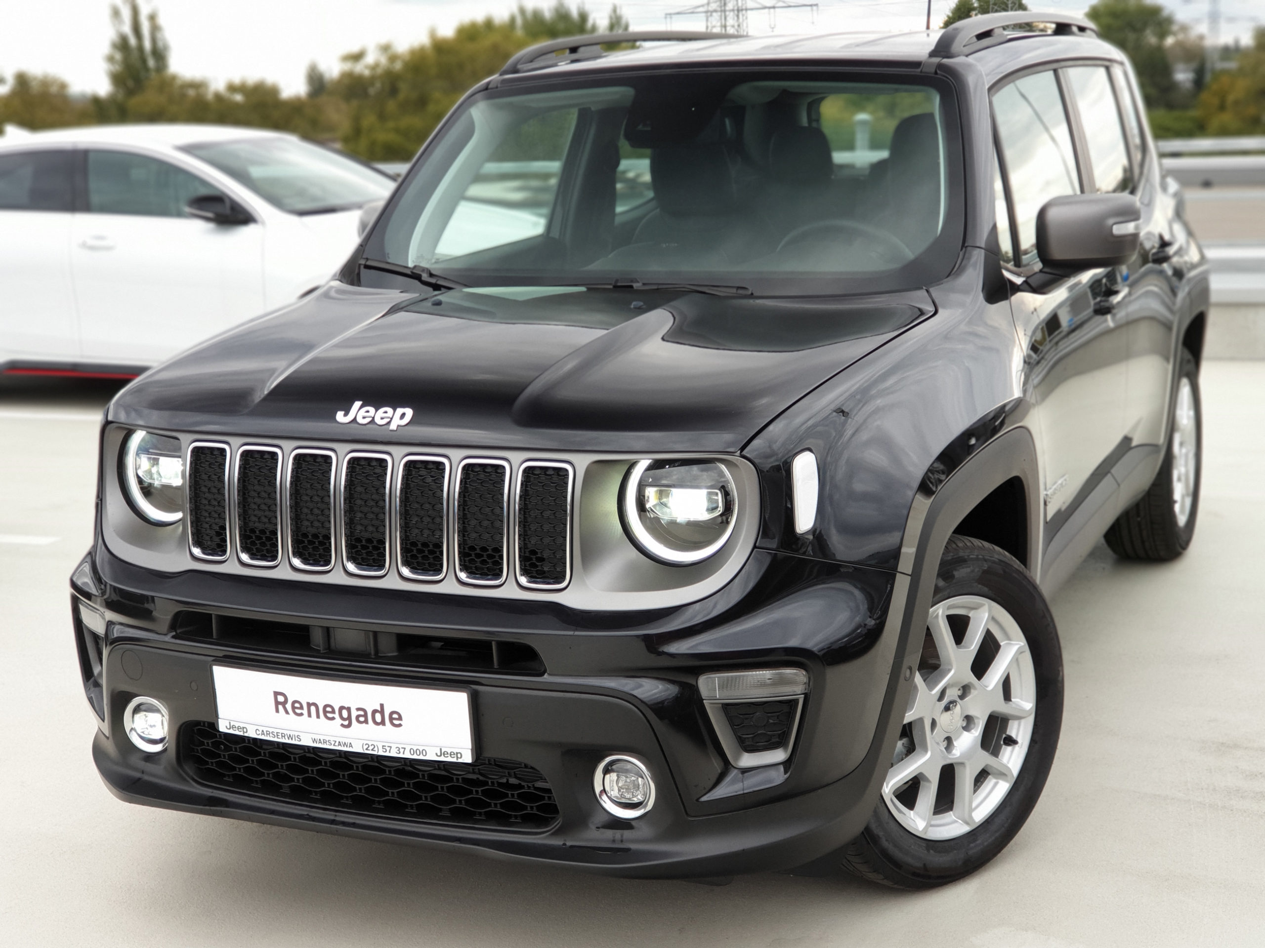JEEP RENEGADE MY21 LIMITED GSE 1.3 TURBO T4 150 KM DDCT